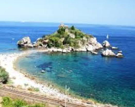 """""""Vie Sacre di Sicilia"""", anche la riserva di Isola Bella nel progetto"""