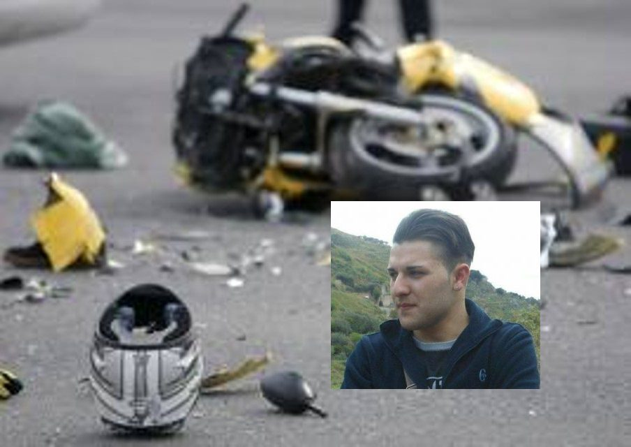 Incidente in moto a Santa Maria delle Grazie, muore un giovane di 23 anni