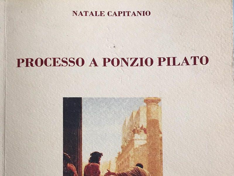 """Domenica il """"Processo a Ponzio Pilato"""" di Capitanio allo Yatchting Club di Catania"""