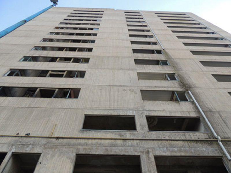 Librino, ritardo nella consegna dei lavori ex Palazzo di cemento: protesta del SUNIA davanti la Prefettura