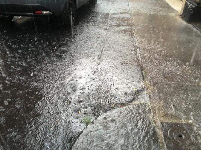 Allerta meteo in Sicilia, i temporali spaventano: freddo e precipitazioni fino al weekend