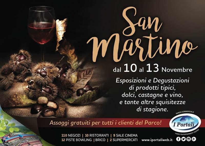 Grande successo della Festa di San Martino ai Portali: lo shopping si unisce all'eccellenza dei prodotti tipici