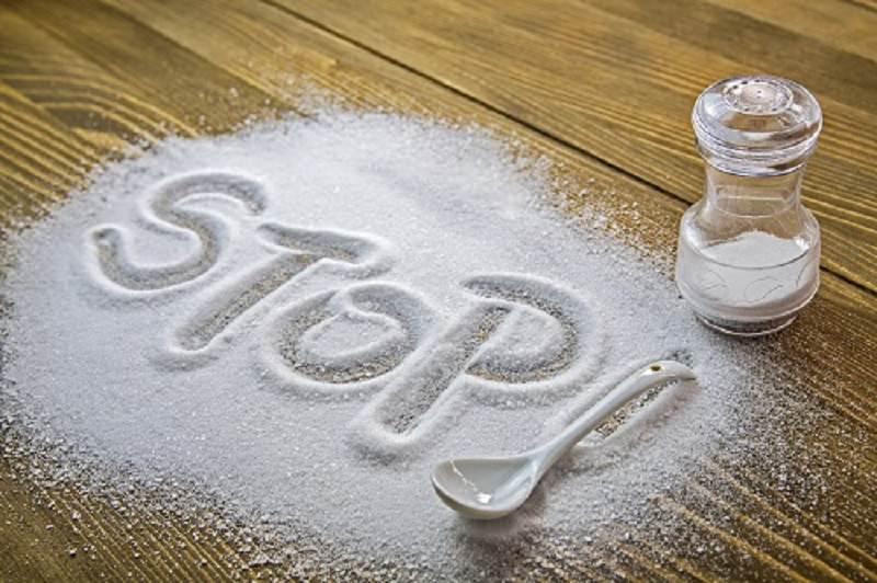 Il sale in eccesso fa male al cuore?