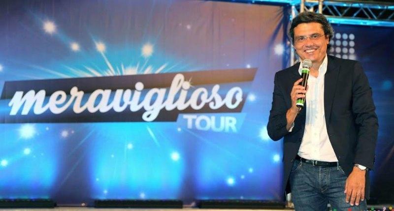 """""""Meraviglioso"""" il ritorno in tv di Salvo La Rosa"""