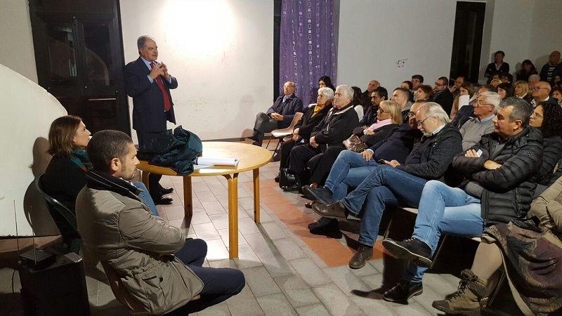 Riforma costituzionale: Castiglione spiega le ragioni del sì