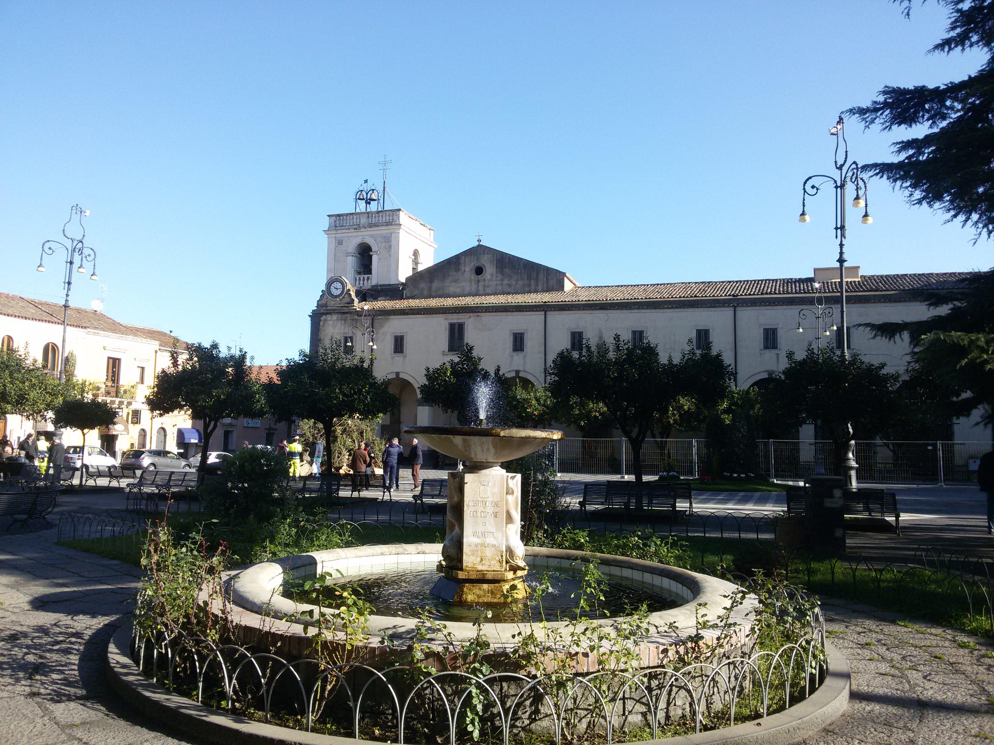 Santuario di Valverde, l'amministrazione chiede l'intervento di Crocetta
