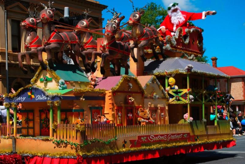 Natale sotto l'equatore: cosa cambia?