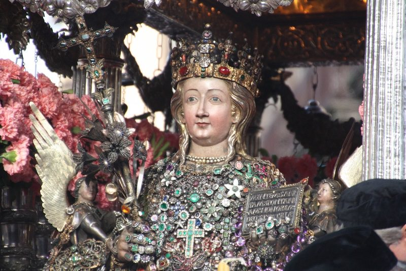 Sant'Agata: IL PROGRAMMA dei festeggiamenti