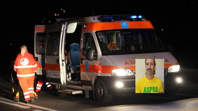 Travolto da un'auto, impatto devastante: gravissime le condizioni dell'allenatore Messina
