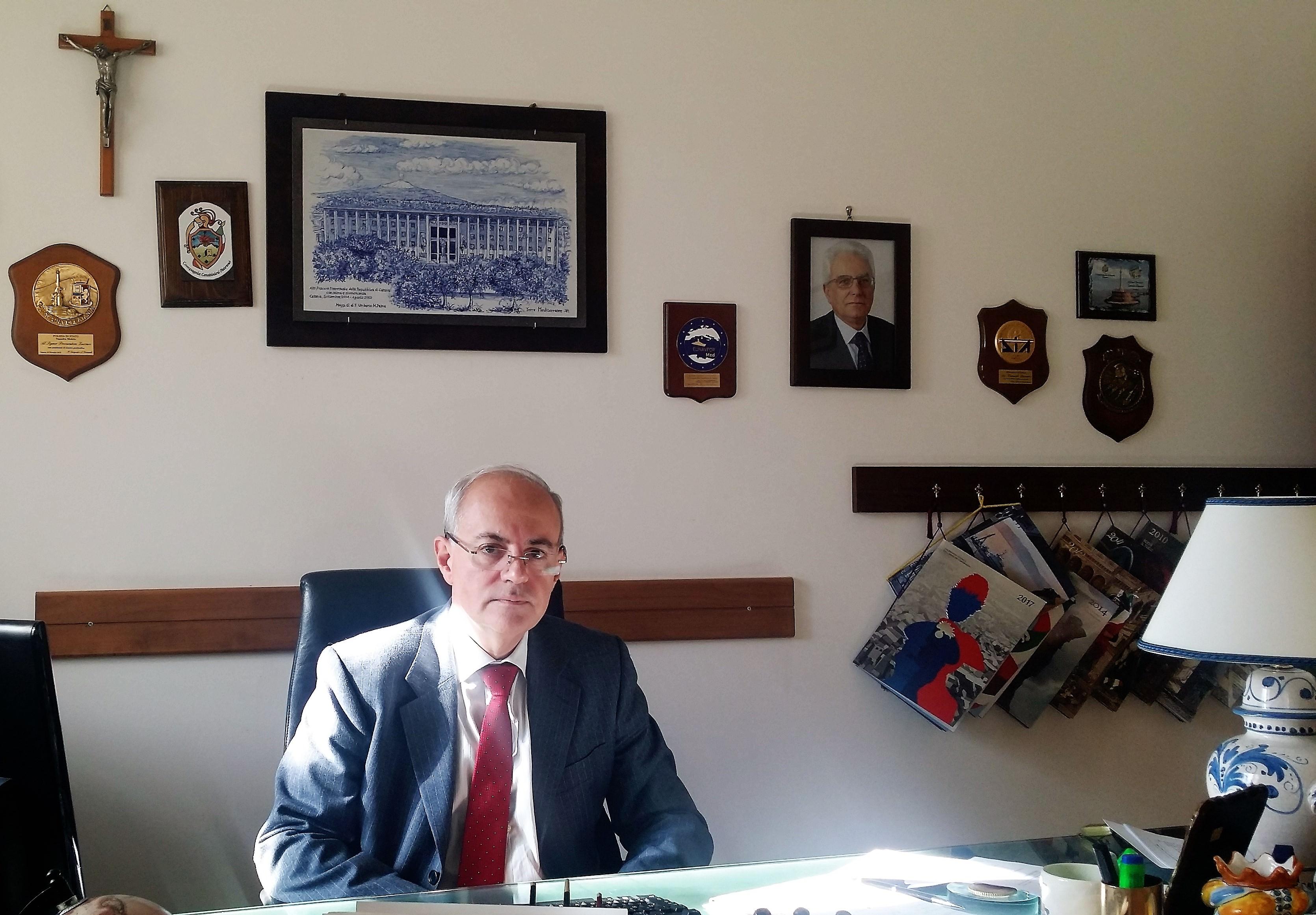 Solidarietà dell'Ordine degli Avvocati di Catania al procuratore Zuccaro