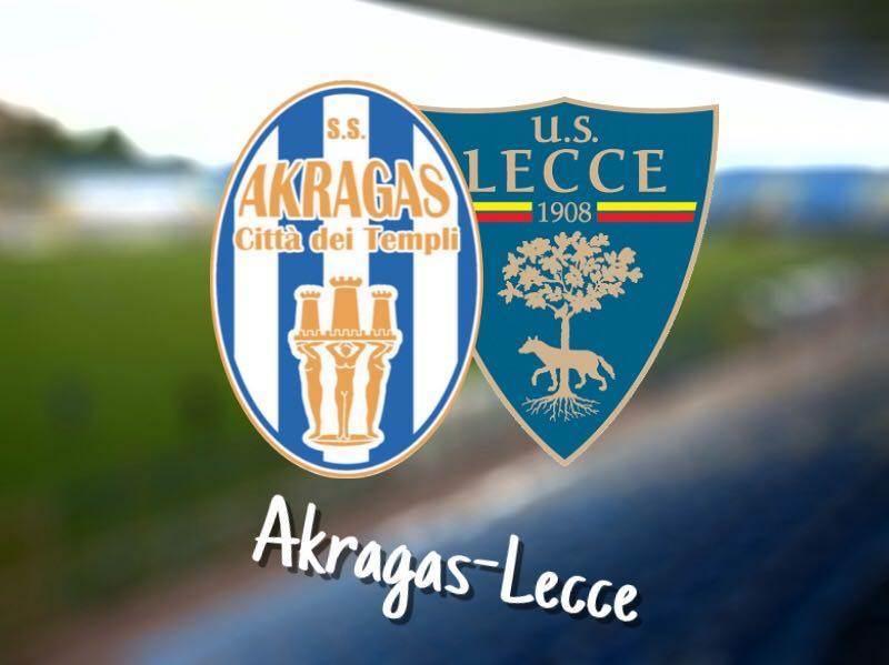 Akragas: succede tutto nel secondo tempo, il Lecce vince 2-0