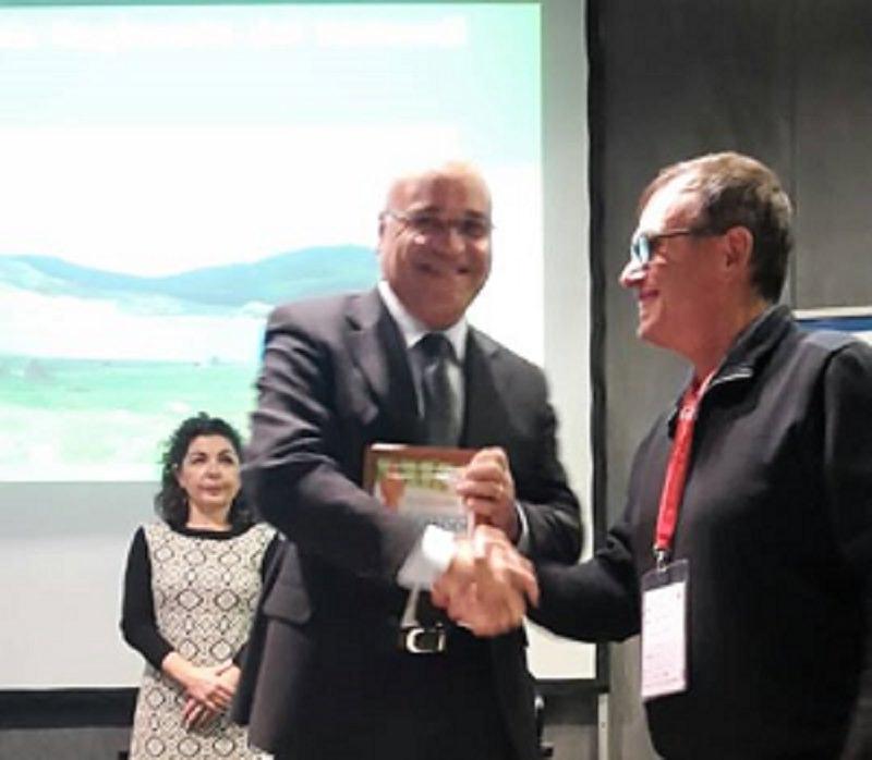 Consegnato l'Oscar ecoturismo 2017 al Parco dei Nebrodi