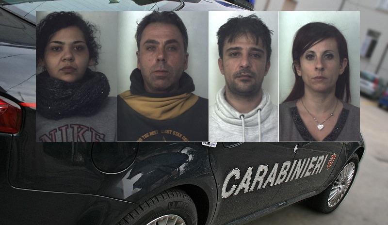 """Cassibile, """"vecchie ruggini"""" portano alla rissa: arrestate due coppie"""