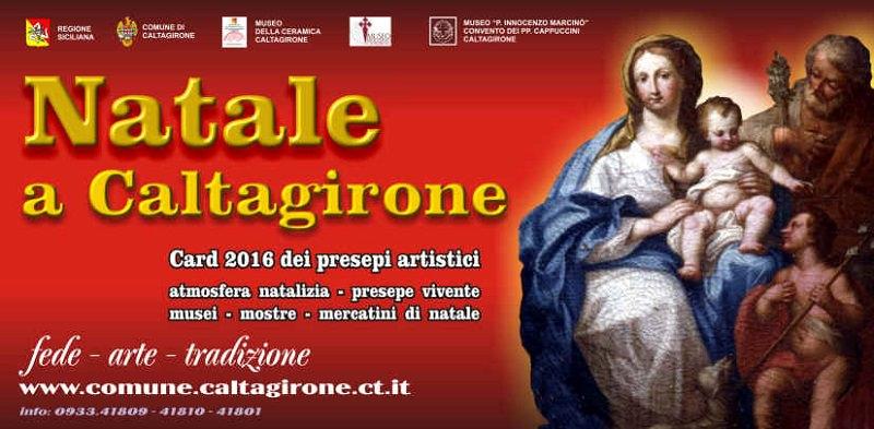 Natale a Caltagirone: un tuffo nella cultura e nella tradizione