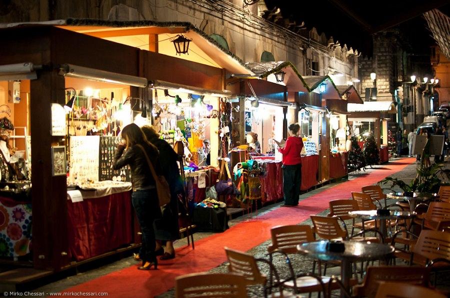 """""""Natale in città"""": dicembre denso di eventi. Cosa fare stasera a Catania?"""