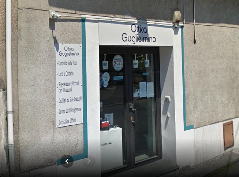 Furto con spaccata all'Ottica Guglielmino di Ficarazzi: bottino di circa 10 mila euro