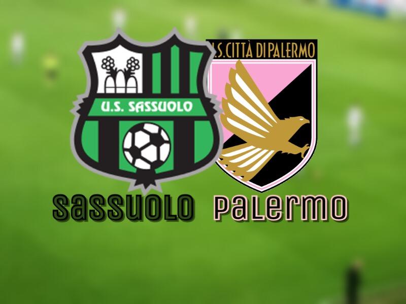"""Palermo rimontato e """"mitragliato"""": poker Sassuolo"""