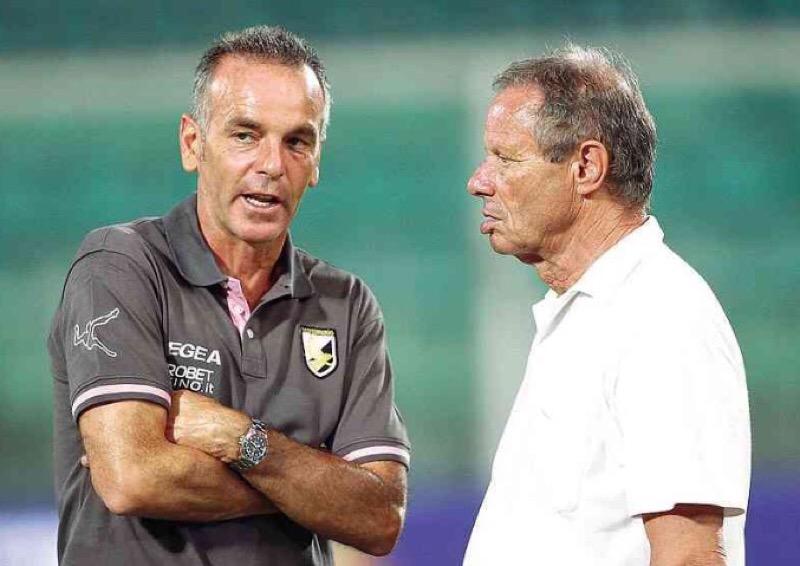 """Palermo, Zamparini: """"Pioli? Non dovevo esonerarlo"""""""
