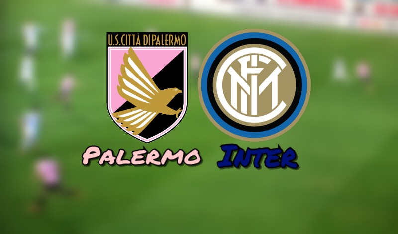 Palermo-Inter 0-1: rosanero con un piede in Serie B