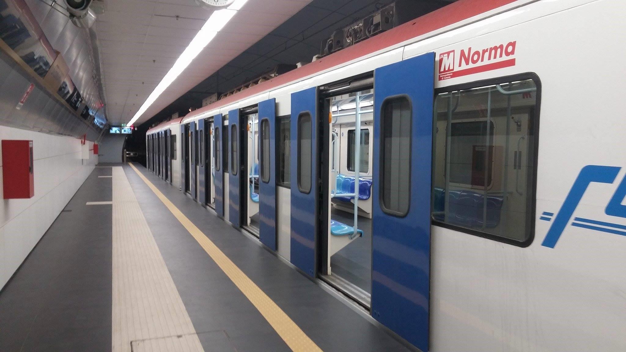 """Apertura fermata Metropolitana """"Cibali"""", il presidente Buceti: """"Ulteriore tassello per la mobilità sostenibile"""""""