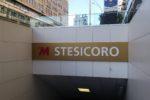 Catania, aggredisce vigilante alla stazione Stesicoro per non pagare il biglietto e lo minaccia: denunciato