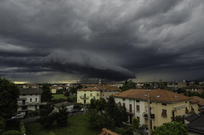 """Allerta meteo, Protezione civile: """"Prestare la massima attenzione"""""""