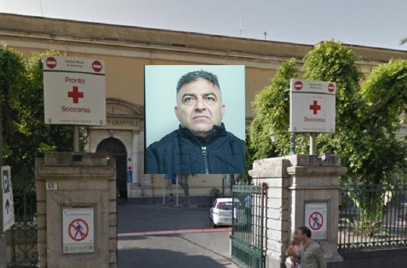 Violenza al Vittorio Emanuele, un operatore del 118 ha fatto entrare di nascosto l'aggressore