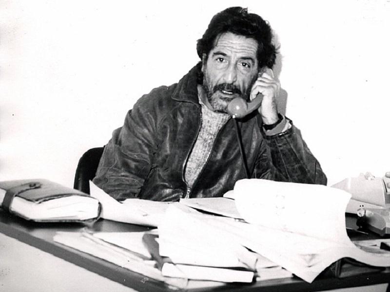 """Commemorazione di Pippo Fava, Cgil presente. Rota: """"Non lo dimenticheremo mai"""""""