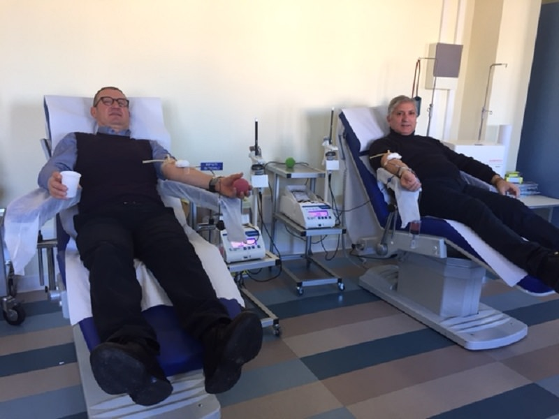 """Polizia locale di Modica aderisce alla campagna Avis: """"Donare è importante"""""""