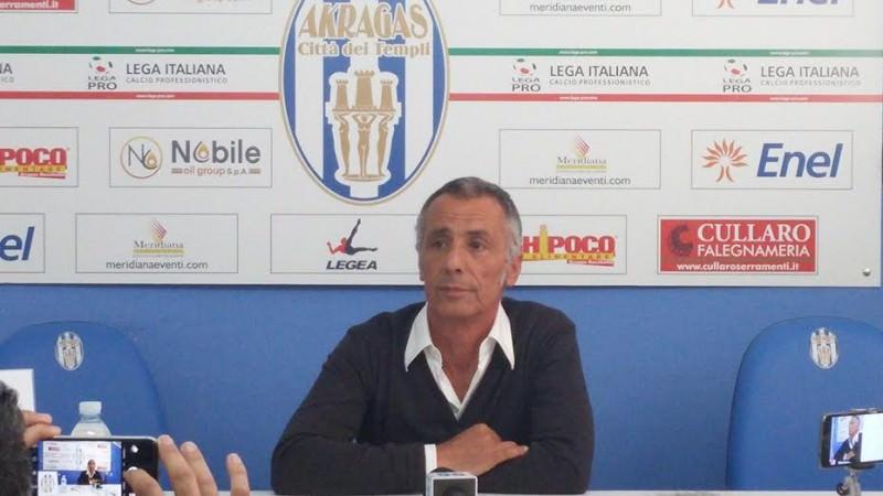 """L'Akragas di Peppino Tirri: """"Il club non fallirà. Sul mercato…"""""""