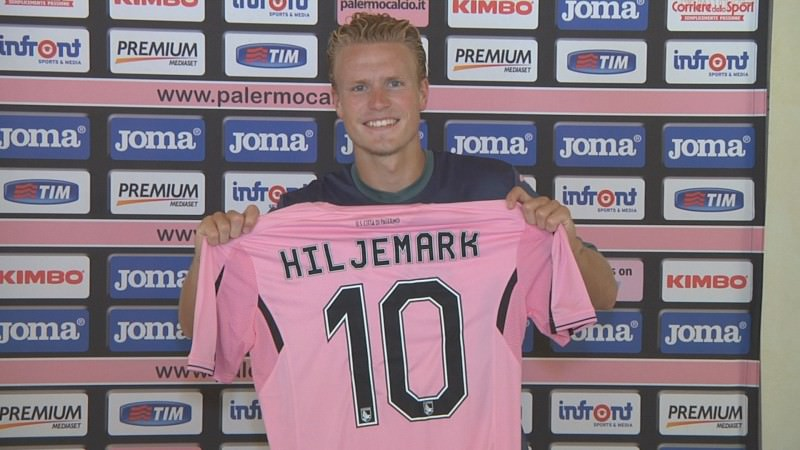 Palermo, il futuro di Hiljemark lo ha deciso Zamparini