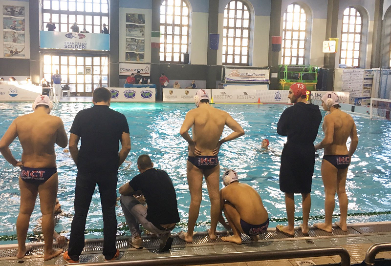 Vittoria importante per la Nuoto Catania: Waterpolo Bari battuto 14-9