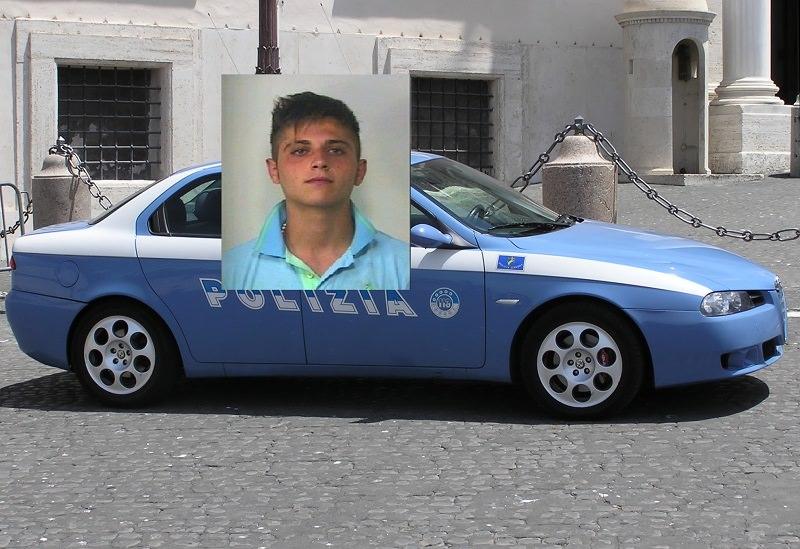 Tenta di investire un poliziotto e si dà alla fuga: arrestato 20enne