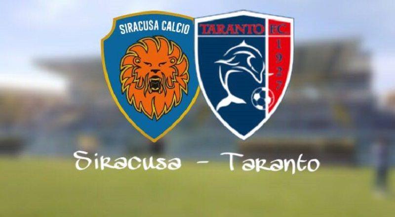 Niente emozioni e niente goal: Siracusa-Taranto finisce 0-0