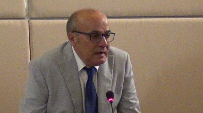 Antonio Moscuzza nuovo assessore della giunta Garozzo a Siracusa