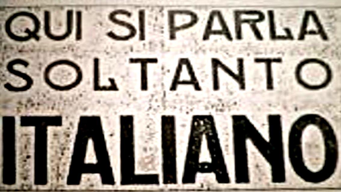 Difesa della lingua italiana, Crusca contro il Senato