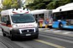 Due incidenti, cinque mezzi coinvolti e tre minorenni feriti – I DETTAGLI