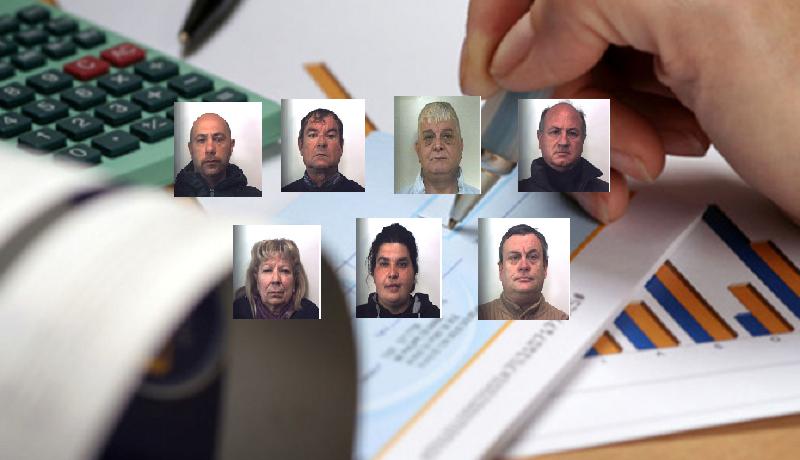 """Titoli """"ballerini"""" e ricettazione di assegni illeciti: operazione Postal Market smaschera 7 persone, arrestate"""