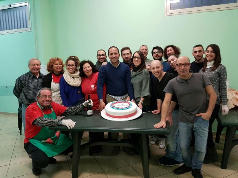 Acli di Catania al servizio mensa della Caritas