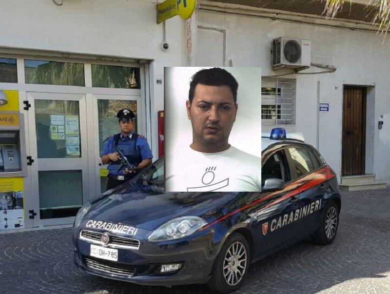 Attende un anziano fuori dalla Posta, gli dà un pugno e gli ruba 1.600 euro appena prelevati