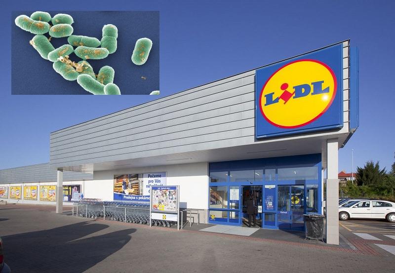 """Lidl ritira dal mercato prodotti """"pericolosi"""": contengono il batterio della """"Listeriosi"""""""