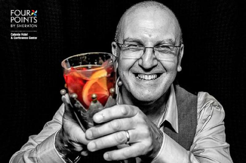 Speakeasy: swing, drink e piatti americani al Timo Restaurant Four Points by Sheraton