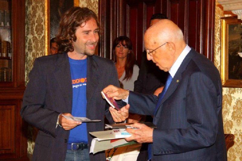 Comunarie Palermo, Forello candidato M5S