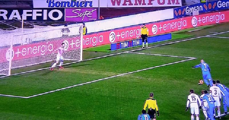 Ad Empoli sembrano svanite le speranze del Palermo di restare in Serie A