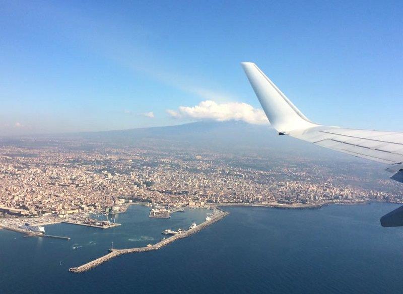 Record per Fontanarossa: primo scalo del Sud Italia