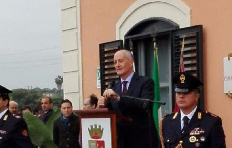 Capo della Polizia Gabrielli a Catania per la sicurezza negli ospedali