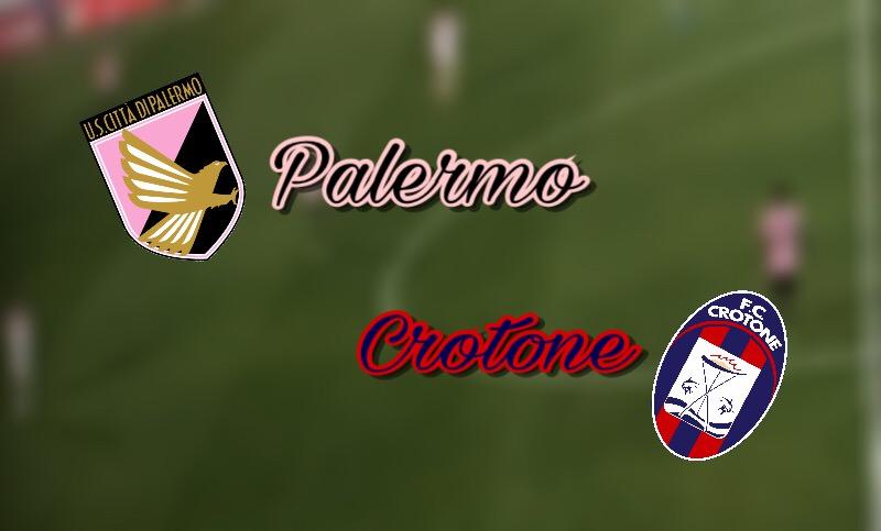 Palermo, arriva il primo successo interno: piegato il Crotone