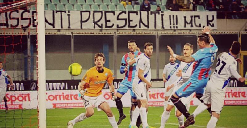 Davide sconfigge Golia? No, Catania batte Matera
