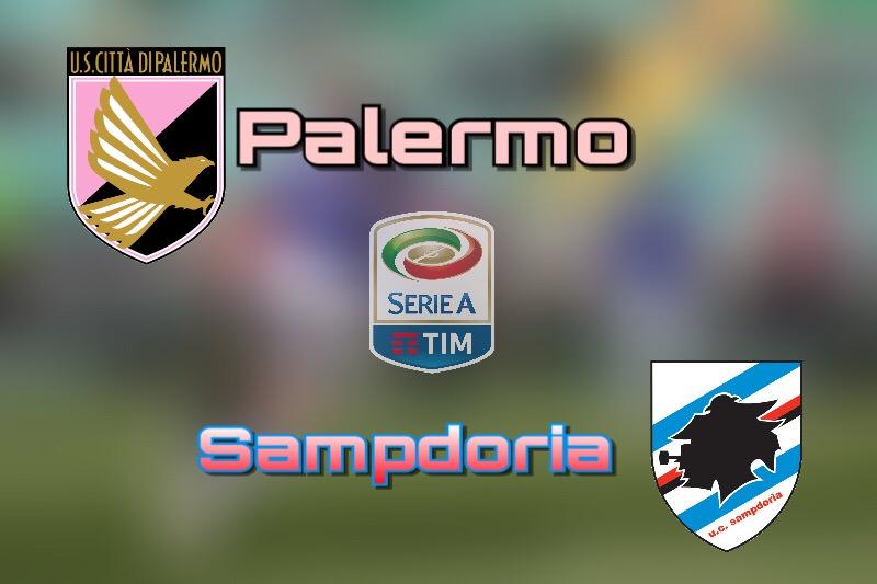 Palermo beffato ancora una volta dalla Samp: salvezza sempre lontana