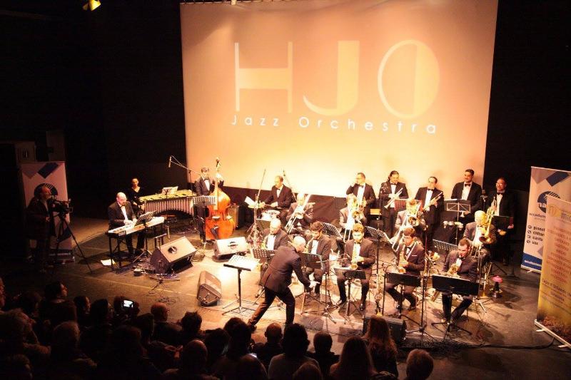 L'emozione del swing rivive al Sangiorgi con l'HJO Jazz Orchestra